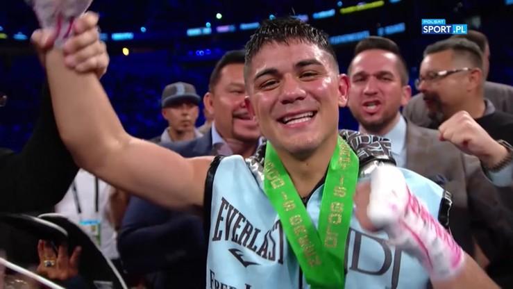 Joseph Diaz oficjalnym pretendentem do pasa WBC