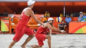 2017-08-27 WT w siatkówce plażowej: Porażka Kantora i Łosiaka w półfinale