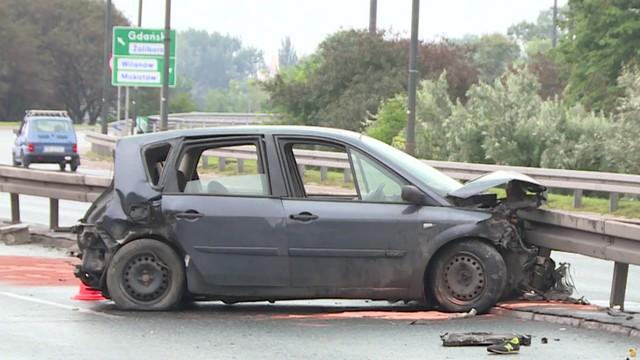 Ponury drogowy bilans długiego weekendu: 30 ofiar śmiertlenych, 1,5 tys. pijanych kierowców