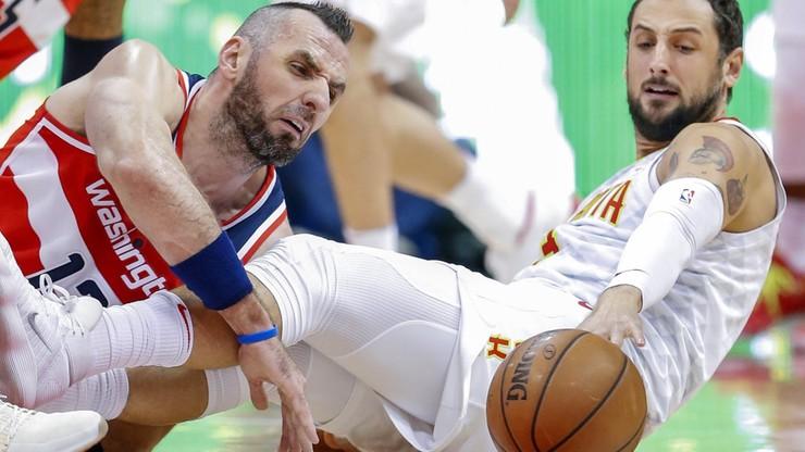 NBA: Wizards ulegli najsłabszej drużynie! Mizerny dorobek Gortata