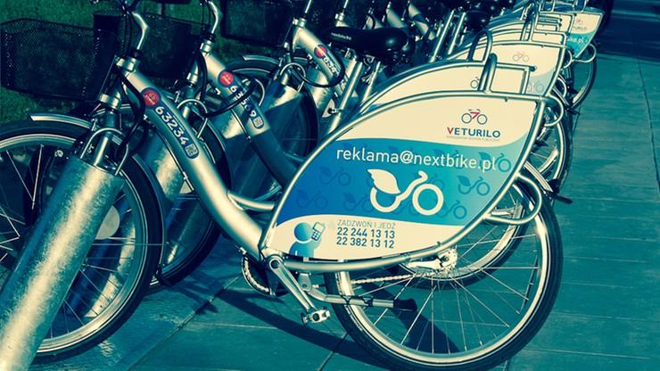 Warszawa: Ponad 410 tys. użytkowników miejskich rowerów