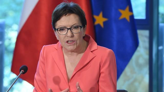 Kopacz: dla Polaków Grecja jest wielką przestrogą
