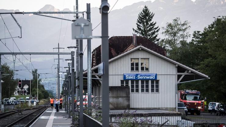 Zmarł sprawca i jedna z ofiar ataku w Szwajcarii. Policja wstępnie wyklucza motyw terrorystyczny