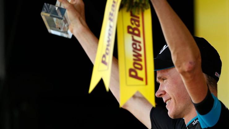 Hakerzy ujawnili dane lidera Tour de France