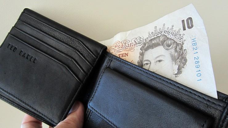 Minimalna stawka godzinowa w Wielkiej Brytanii - 7,20 funta