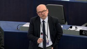 """Legutko (PiS): w UE stosuje się podwójne standardy. """"To głęboka choroba Unii"""""""