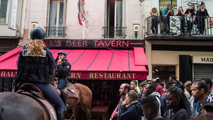 Ponad 100 policjantów w centrum Paryża. Powodem fałszywy alarm