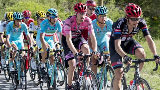 Giro d'Italia – Wellens wygrał etap, Majka dziewiąty