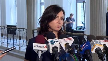 03-04-2017 15:23 Gasiuk-Pihowicz: nie ma przestrzeni do rozmowy z PiS nt. zmian w konstytucji