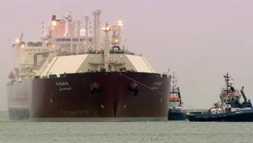 08-02-2016 12:31 Gazowiec z Kataru w Świnoujściu. To druga dostawa