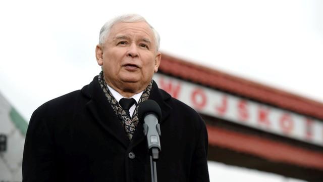 Kaczyński: Musimy mieć silniejszą armię