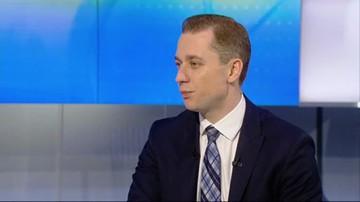 Cezary Tomczyk - rozmowa w Polsat News