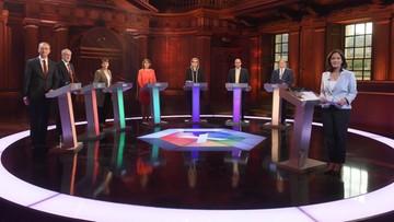 """01-06-2017 05:36 """"Uciekanie od dyskusji"""" i """"brak przywództwa"""". May nie przyszła na debatę wyborczą do BBC"""