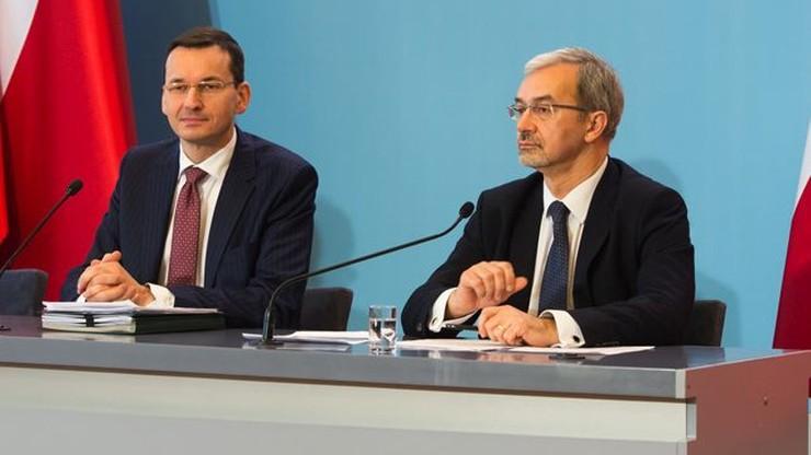 Wiceminister Kwieciński: 760 mld zł z funduszy unijnych na plan Morawieckiego