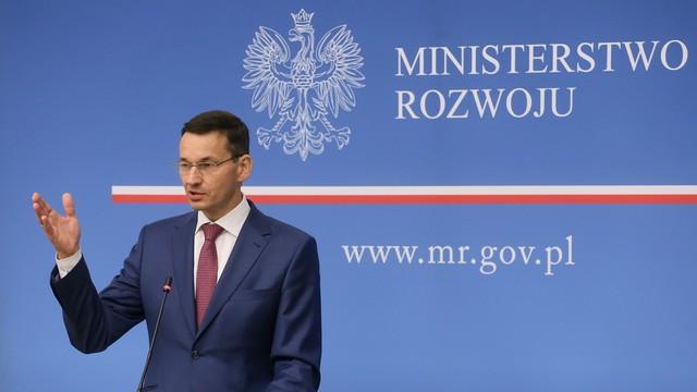 Morawiecki: Stan finansów publicznych jest bardzo dobry