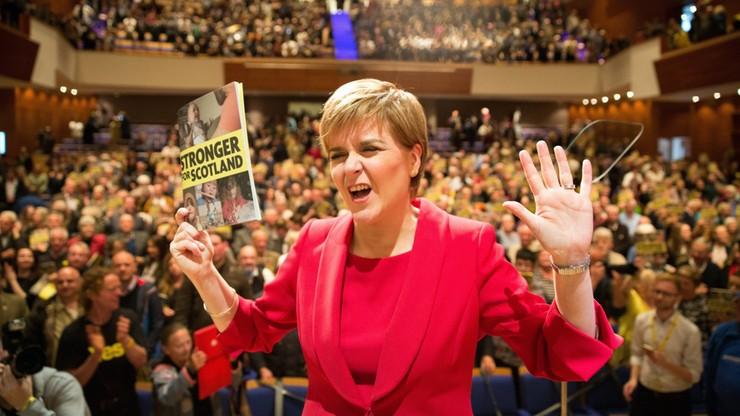 Szkocka Partia Narodowa chce referendum ws. niepodległości