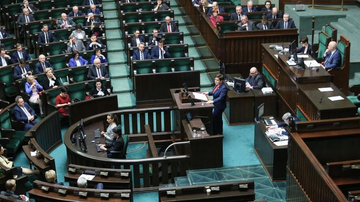 Sejm nie wysłucha informacji premier ws. planowanej likwidacji kopalń w Polsce