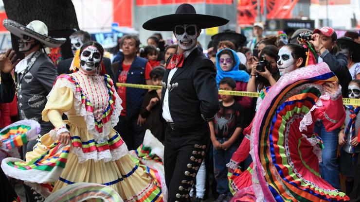 """Parada """"Pani Śmierci"""" w Meksyku"""