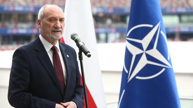 Macierewicz przyjął dymisję Dowódcy Generalnego Rodzajów Sił Zbrojnych