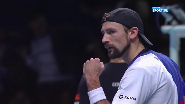 ATP w Sydney: Triumf Kubota w deblu