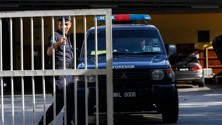 Zatrzymano trzecią osobę w związku z zabójstwem Kim Dzong Nama
