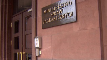 """12-04-2016 13:09 """"Niekompletny"""" i """"wybiórczy"""" - wiceszef MSZ o projekcie rezolucji PE"""
