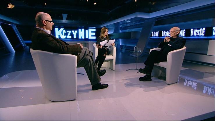 """""""Kaczyński podzielił Polaków na dobrych i złych"""" - Lityński w """"Tak czy Nie"""""""