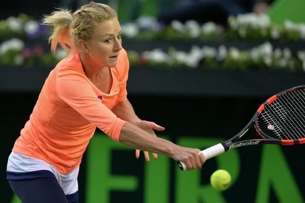 Urszula Radwańska w ćwierćfinale turnieju WTA w Monterrey