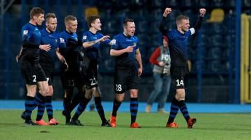 2015-12-05 Zawisza Bydgoszcz - Zagłębie Sosnowiec 6:1. Skrót meczu (WIDEO)