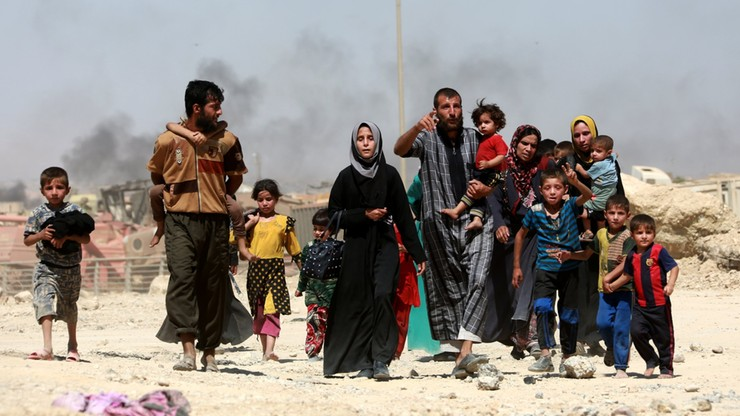 UNICEF: w Mosulu 100 tys. dzieci jest narażonych na wielkie niebezpieczeństwo
