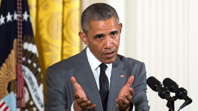 Rozmowa Obama - Poroszenko przed szczytem G7
