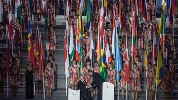 08-09-2016 17:04 Białoruski paraolimpijczyk usunięty z igrzysk. Rozwinął rosyjską flagę na ceremonii otwarcia