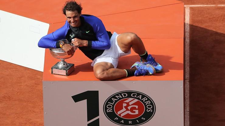 French Open. Media: Pozaziemski Nadal, król kortów ziemnych