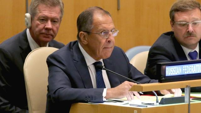 Rosja: Bruksela powinna naciskać na Kijów, a nie na Moskwę