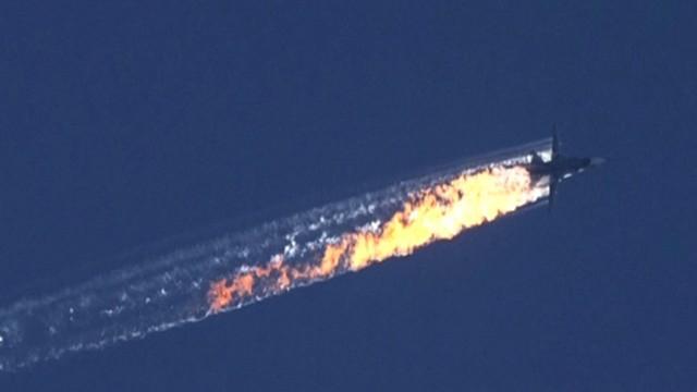 Rosja: czarna skrzynka zestrzelonego Su-24 częściowo uszkodzona