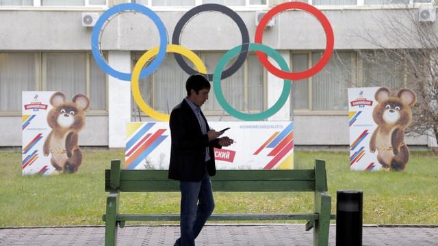 Rosyjska mistrzyni olimpijska w rzucie młotem zawieszona za doping