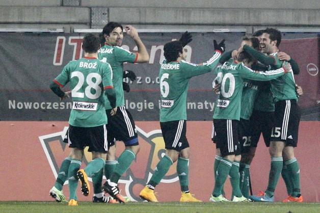 Legia z Trabzonsporem o pierwsze miejsce