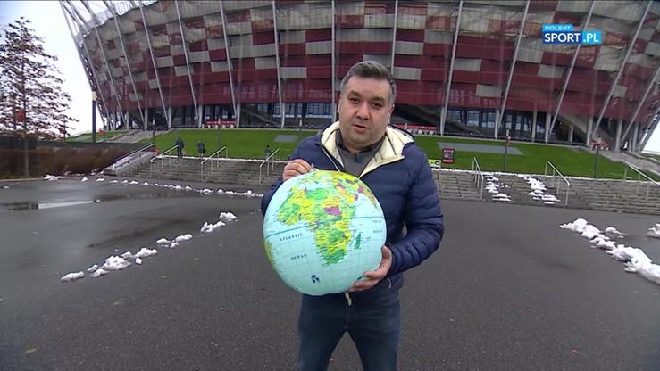 Cezary z Pazurem: Rozpoczęliśmy pompowanie balonika MŚ 2018