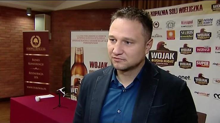 Babiloński: Paweł Głażewski od miesiąca żyje sobotnią walką