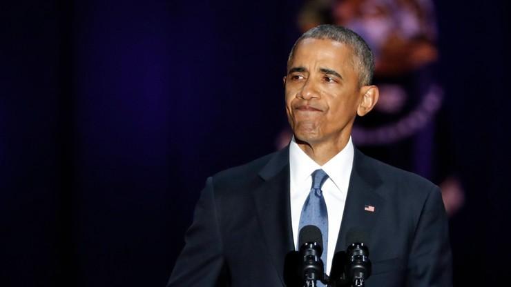 Obama przedłużył sankcje wobec Rosji o rok. Za działanie na Ukrainie