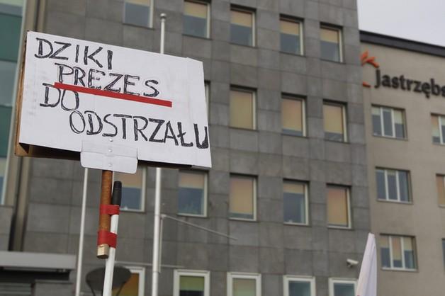 Strajk w JSW nielegalny