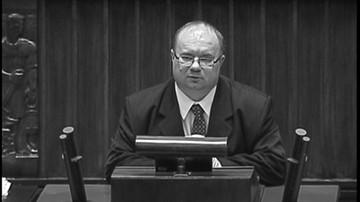 22-01-2017 13:06 Pogrzeb posła Rafała Wójcikowskiego we wtorek