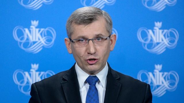 Prezes NIK przed Trybunał Stanu? Ryszard Kalisz złożył w Sejmie wstępny wniosek