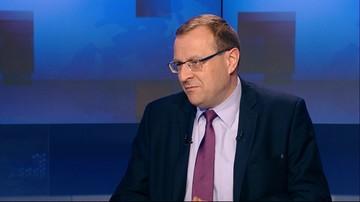 """""""Macierewicz jest znacznie ważniejszy od premier"""". Prof. Dudek w """"Gościu Wydarzeń"""""""