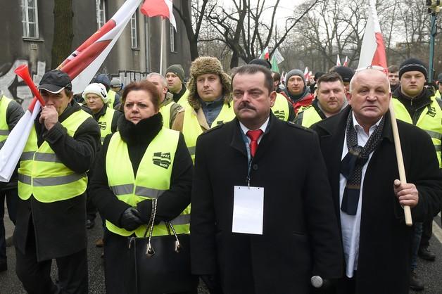 Rolnicy znów zaprotestują. 18 kwietnia manifestacja w Warszawie