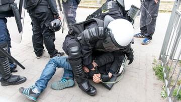 9 osób zatrzymanych po zamieszkach We Wrocławiu