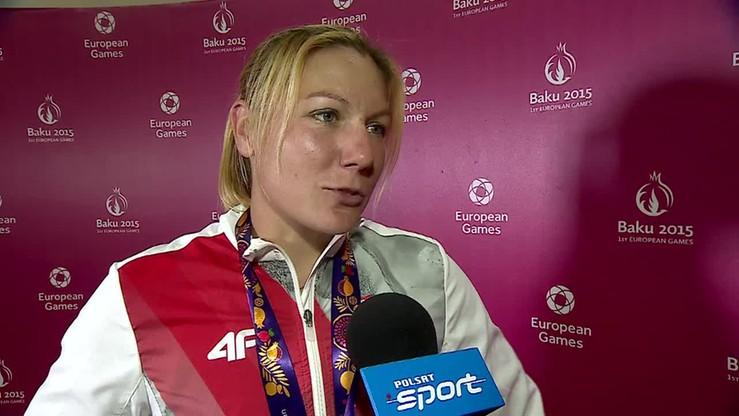 Wojnarowska: Po zdobyciu drugiego medalu ogarnął mnie spokój
