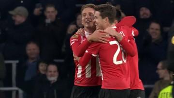 2017-01-22 Siedem goli, trzy zmiany prowadzenia i dramatyczny finał w Eindhoven! Skrót szalonego meczu (WIDEO)