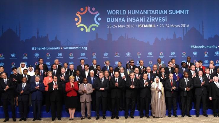 Premier Szydło: trzeba bezpośrednio wspierać państwa dotknięte kryzysami humanitarnymi