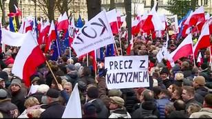 Grudzień pod znakiem manifestacji. KOD i opozycja szykują protesty na 13 grudnia